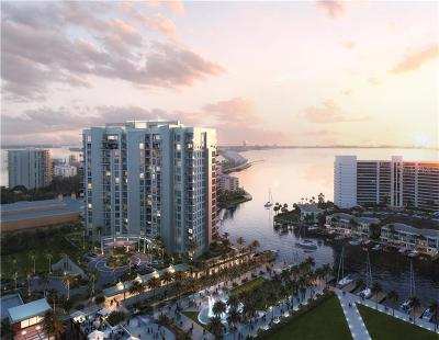 Sarasota Condo For Sale: 200 Quay Commons #702