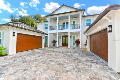 Sarasota Single Family Home For Sale: 969 Citrus Avenue
