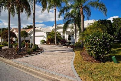Sarasota Single Family Home For Sale: 3422 Highlands Bridge Road