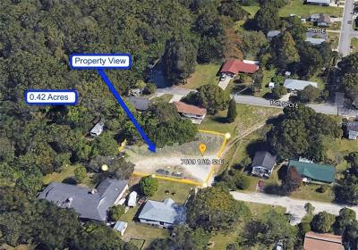 Sarasota Residential Lots & Land For Sale: 7609 E 16th Street
