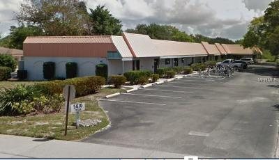 Manatee County Commercial For Sale: 5610 Gulf Of Mexico Drive #5