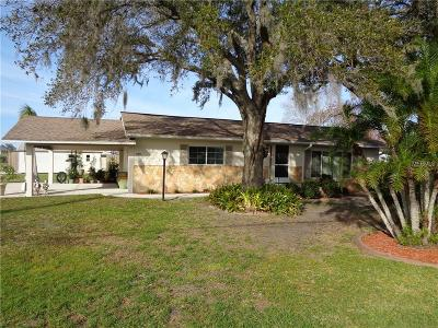 Sarasota Single Family Home For Sale: 3251 Tallevast Road