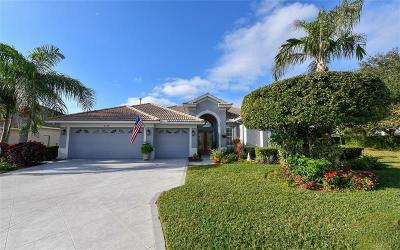 University Park Single Family Home For Sale: 6104 Palomino Circle