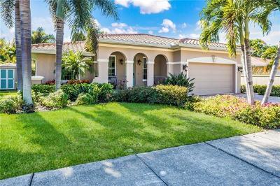 Sarasota Single Family Home For Sale: 864, 878 & 884 Highland Street