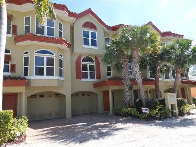 Bradenton Beach, Holmes Beach Townhouse For Sale: 305 17th Street #17