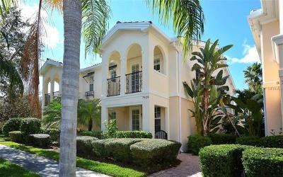 Sarasota Townhouse For Sale: 7629 Bergamo Avenue