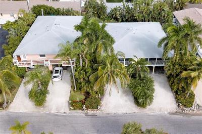 Sarasota Townhouse For Sale: 1011-1013 Point Of Rocks Road