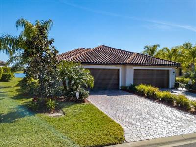 Bradenton Single Family Home For Sale: 6628 Candlestick Drive