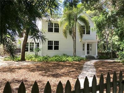Sarasota Single Family Home For Sale: 2202 McClellan Parkway