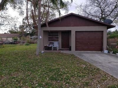 Palmetto Single Family Home For Sale: 511 29th Street E