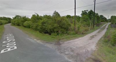 Plant City Residential Lots & Land For Sale: 5820 Bob Smith Avenue