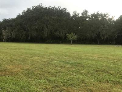 Myakka City Residential Lots & Land For Sale: 40615 11th Avenue E