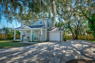 Sarasota Single Family Home For Sale: 1938 7th Street