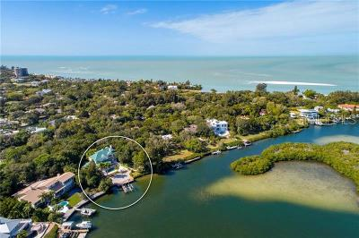 Single Family Home For Sale: 711 Mangrove Point Road
