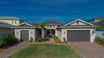Bradenton Single Family Home For Sale: 5322 Swift River Court