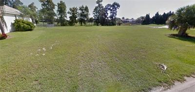 Apollo Beach Residential Lots & Land For Sale: 705 Eagle Lane