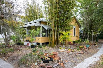 Sarasota Single Family Home For Sale: 533 S Osprey Avenue