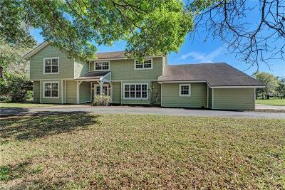 Myakka City Single Family Home For Sale: 33950 State Road 70 E