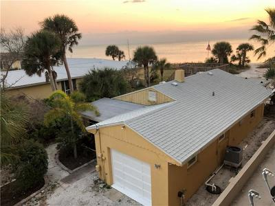Boca Grande, Englewood Single Family Home For Sale: 2500 N Beach Road