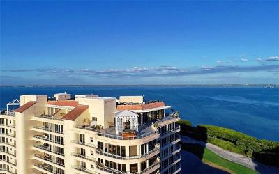 Longboat Key Condo For Sale: 3040 Grand Bay Boulevard #PH2102