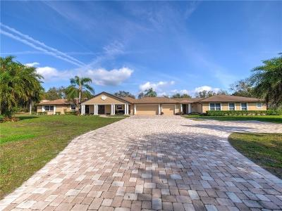 Sarasota Single Family Home For Sale: 6065 Ibis Street