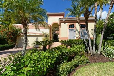 Longboat Key Single Family Home For Sale: 3560 Fair Oaks Lane