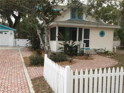 Sarasota Single Family Home For Sale: 2724 Ashton Road