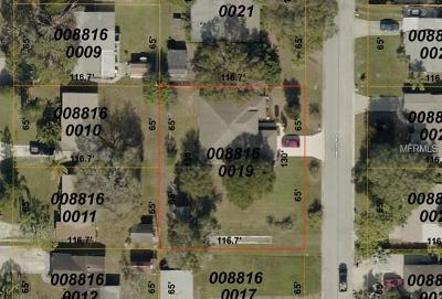 Sarasota Residential Lots & Land For Sale: 5728 New York Avenue