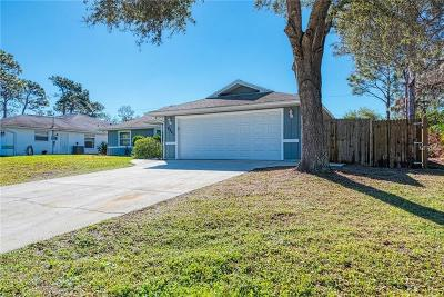 Englewood Single Family Home For Sale: 9341 Oceanspray Blvd
