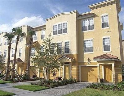 Orlando Townhouse For Sale: 5063 Tideview Circle #66