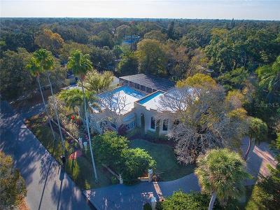 Sarasota Single Family Home For Sale: 2530 Prospect Street