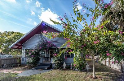 Single Family Home For Sale: 133 N Polk Avenue