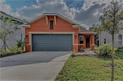 Palmetto Single Family Home For Sale: 6105 Oak Mill Terrace