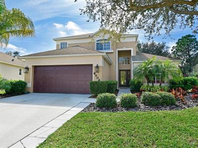 Palmetto Single Family Home For Sale: 8906 Founders Circle