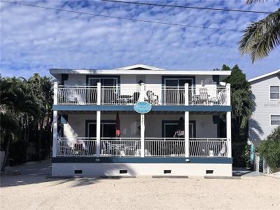 Multi Family Home For Sale: 1021 Point Of Rocks Road #1,  2,