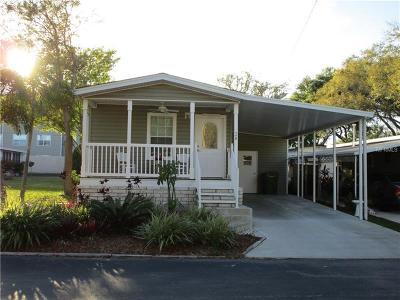Sarasota Mobile/Manufactured For Sale: 1100 University Parkway #28