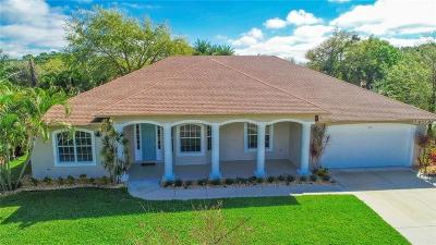 Bradenton Single Family Home For Sale: 425 58th (Plus 2 Building Lots) Street NW