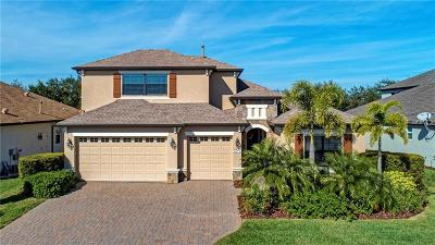 Bradenton Single Family Home For Sale: 605 Honeyflower Loop