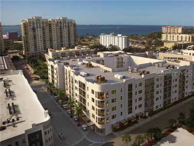 Sarasota Condo For Sale: 800 Cocoanut Avenue #341