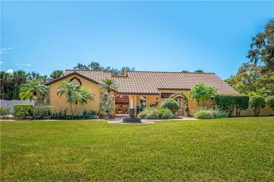 Sarasota Single Family Home For Sale: 3640 Beneva Oaks Boulevard