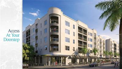 Sarasota Condo For Sale: 800 Cocoanut Avenue #411