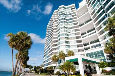 Sarasota Condo For Sale: 988 Blvd Of The Arts #1616