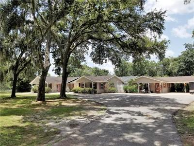 Bradenton Single Family Home For Sale: 7211 32nd Avenue E