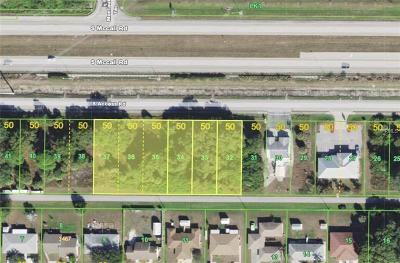 Englewood Residential Lots & Land For Sale: 3245-3265 S Access Road