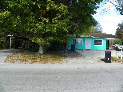 Bradenton Multi Family Home For Sale: 411 59th Avenue E