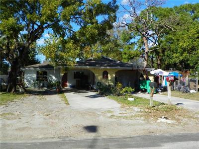 Bradenton Multi Family Home For Sale: 503 60th Avenue Terrace W