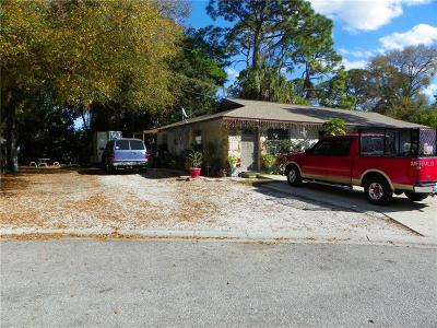 Bradenton Multi Family Home For Sale: 5819 3rd Street E