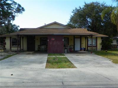 Bradenton FL Multi Family Home For Sale: $170,000