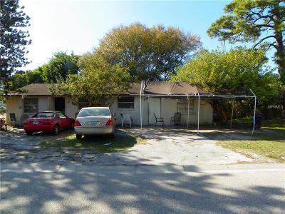 Bradenton Multi Family Home For Sale: 6120 10th Street E