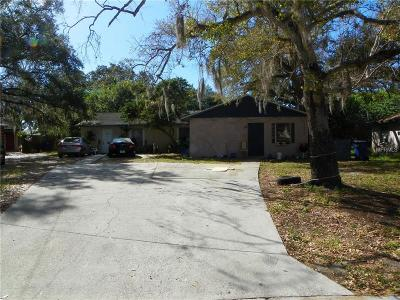 Bradenton Multi Family Home For Sale: 5830 3rd Street E